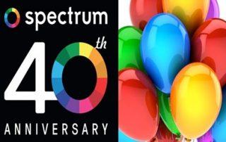 Spectrum fm-Spectrum-Turns-40
