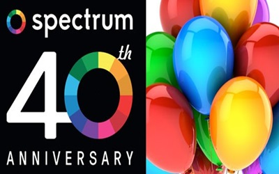 Spectrum fm-Spectrum-Turns-40