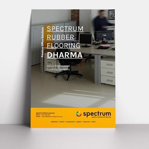 Download Spectrum Dharma Rubber Flooring Brochure