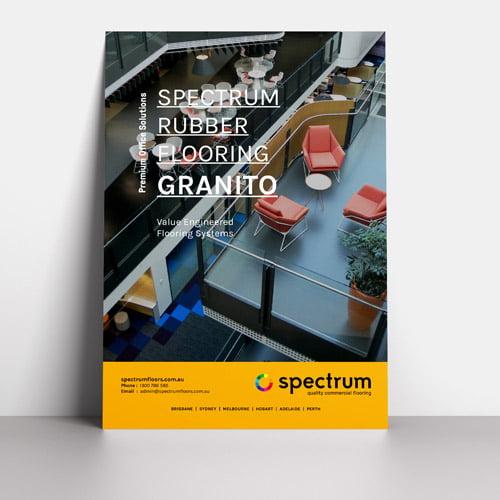Download Spectrum Granito Rubber Flooring Brochure