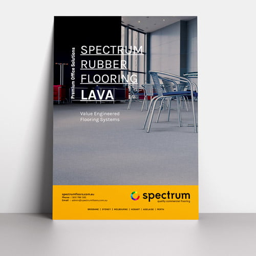 Download Spectrum Lava Brochure