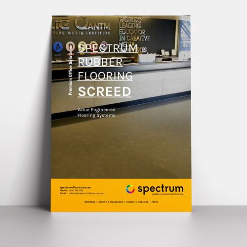 Download Spectrum Screed Brochure