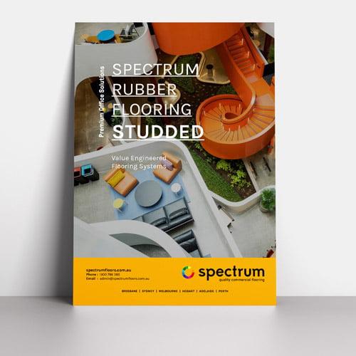 Download Spectrum Studded Rubber Flooring Brochure