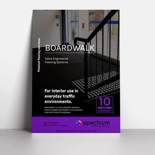 Download Spectrum Entrance Matting Brochure