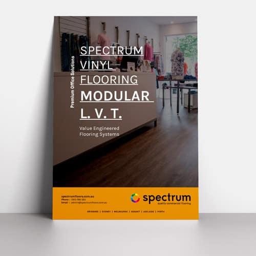 Download Spectrum Modular Flooring Brochure