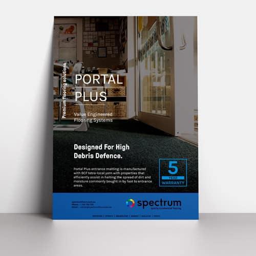 Download Spectrum Portal Plus Brochure
